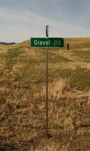 Gravel Rd